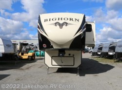 New 2017  Heartland RV Bighorn 3760EL by Heartland RV from Lakeshore RV Center in Muskegon, MI