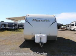 Used 2011  Keystone Bullet 246RBS by Keystone from Lakeshore RV Center in Muskegon, MI