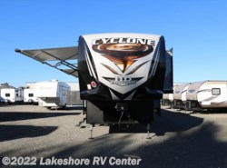 New 2017  Heartland RV Cyclone 4250 by Heartland RV from Lakeshore RV Center in Muskegon, MI