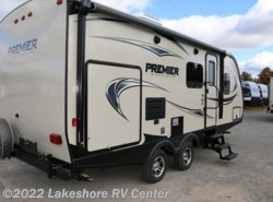 New 2017  Keystone Premier 22RBPR by Keystone from Lakeshore RV Center in Muskegon, MI