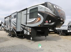 New 2017  Heartland RV Cyclone 3611 by Heartland RV from Lakeshore RV Center in Muskegon, MI