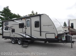 New 2016  Keystone Passport Grand Touring 2400BH by Keystone from Lakeshore RV Center in Muskegon, MI