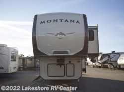 New 2017  Keystone Montana 3160RL by Keystone from Lakeshore RV Center in Muskegon, MI