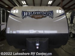 New 2017  Forest River Wildwood X-Lite 201BHXL by Forest River from Lakeshore RV Center in Muskegon, MI