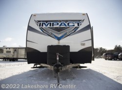 Used 2015  Keystone Impact 300 by Keystone from Lakeshore RV Center in Muskegon, MI