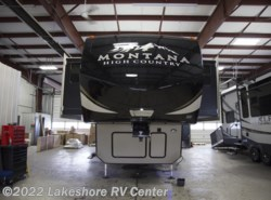 New 2017  Keystone Montana High Country 380TH by Keystone from Lakeshore RV Center in Muskegon, MI