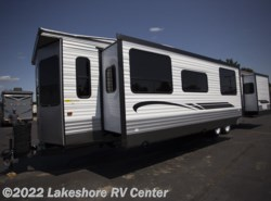 New 2018 Forest River Wildwood DLX 39FDEN available in Muskegon, Michigan