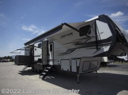 New 2018 Keystone Raptor 428SP available in Muskegon, Michigan