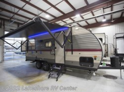 New 2018 Forest River Grey Wolf 19SM available in Muskegon, Michigan