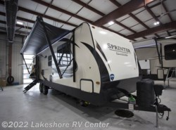New 2018 Keystone Sprinter Campfire Edition 29BH available in Muskegon, Michigan