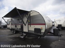 New 2019 Forest River Grey Wolf 27RR available in Muskegon, Michigan