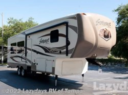 Used 2015  Forest River Cedar Creek Silverback 31RK by Forest River from Lazydays in Seffner, FL