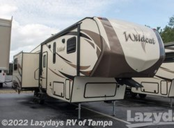 New 2017  Forest River Wildcat 28SGX by Forest River from Lazydays in Seffner, FL