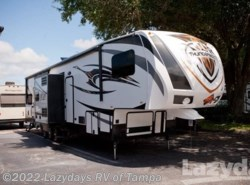 Used 2014  Forest River XLR Thunderbolt 395AMP by Forest River from Lazydays in Seffner, FL