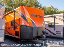 New 2017  Forest River Work and Play TT 30WCR by Forest River from Lazydays in Seffner, FL