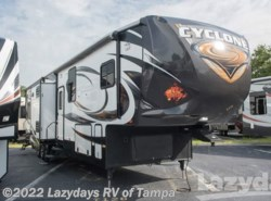 Used 2014  Heartland RV Cyclone 4114 by Heartland RV from Lazydays in Seffner, FL