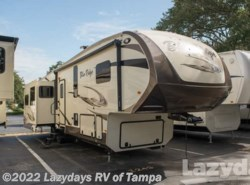 Used 2016  Forest River Blue Ridge 3780 by Forest River from Lazydays in Seffner, FL