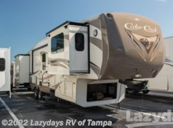Used 2014  Forest River Cedar Creek 38FL by Forest River from Lazydays in Seffner, FL