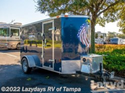 Used 2016  Miscellaneous  Sunshine Enclosed Cargo Trailer 510SA by Miscellaneous from Lazydays in Seffner, FL