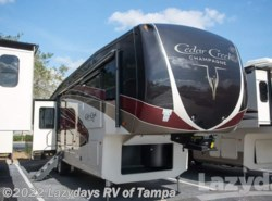 New 2017  Forest River Cedar Creek Champagne 38ERK by Forest River from Lazydays in Seffner, FL