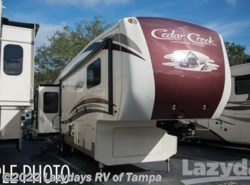 New 2017  Forest River Cedar Creek 38FBD by Forest River from Lazydays in Seffner, FL