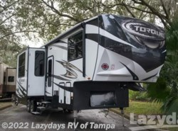 New 2017  Heartland RV Torque 345 by Heartland RV from Lazydays in Seffner, FL