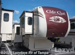 New 2017  Forest River Cedar Creek 38FLX by Forest River from Lazydays in Seffner, FL