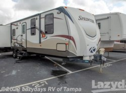 Used 2013 Keystone Sprinter 328RLS available in Seffner, Florida