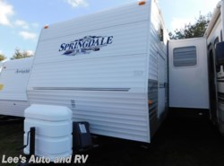 Used 2007  Keystone Springdale 372 by Keystone from Lee's Auto and RV Ranch in Ellington, CT