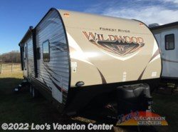 New 2017  Forest River Wildwood 27DBK by Forest River from Leo's Vacation Center in Gambrills, MD
