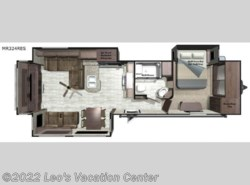 New 2017  Highland Ridge Mesa Ridge MR324RES by Highland Ridge from Leo's Vacation Center in Gambrills, MD