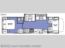 New 2017  Forest River Sunseeker LE 2850SLE Ford by Forest River from Leo's Vacation Center in Gambrills, MD