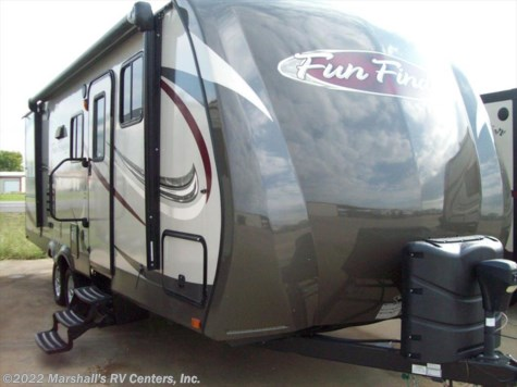 2013 Cruiser RV Fun Finder F-262BHS