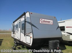 Used 2016  Dutchmen Coleman 262BHS by Dutchmen from Maximum RV in Mathis, TX