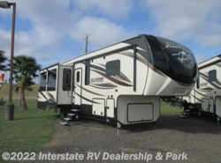 New 2017  Keystone Alpine 3401RS by Keystone from Interstate RV Dealership & Park in Mathis, TX