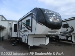 New 2017  Keystone Alpine 3500RL by Keystone from Interstate RV Dealership & Park in Mathis, TX