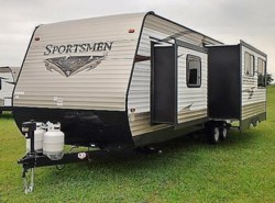 New 2017  K-Z Sportsmen LE 282BHSS by K-Z from McClain's Longhorn RV in Sanger, TX
