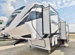 New 2017  Grand Design Momentum 388M by Grand Design from McClain's Longhorn RV in Sanger, TX