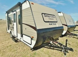 New 2017  K-Z Sportsmen Classic 180QB by K-Z from McClain's Longhorn RV in Sanger, TX