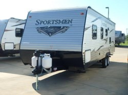 New 2017  K-Z Sportsmen LE 272BHSS by K-Z from McClain's Longhorn RV in Sanger, TX