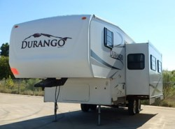 Used 2006  K-Z Durango 255RL by K-Z from McClain's RV Fort Worth in Fort Worth, TX