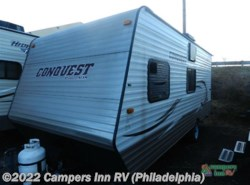 Used 2015  Gulf Stream Conquest Lite 19RBC by Gulf Stream from Campers Inn RV in Hatfield, PA