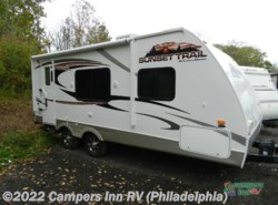 Used 2011  CrossRoads Sunset Trail ST20CK by CrossRoads from Campers Inn RV in Hatfield, PA