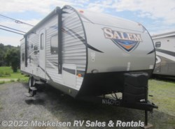 New 2017  Forest River Salem 27DBUD by Forest River from Mekkelsen RV Sales & Rentals in East Montpelier, VT