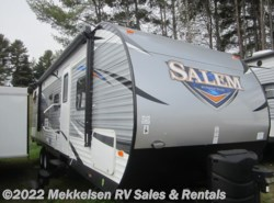 New 2017  Forest River Salem 28CKDS by Forest River from Mekkelsen RV Sales & Rentals in East Montpelier, VT