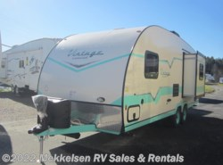New 2016  Gulf Stream Vintage Cruiser 23RSS by Gulf Stream from Mekkelsen RV Sales & Rentals in East Montpelier, VT