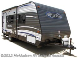 New 2017  Dutchmen Aspen Trail 1600RB by Dutchmen from Mekkelsen RV Sales & Rentals in East Montpelier, VT