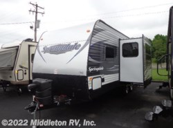 New 2017  Keystone Springdale 225RB by Keystone from Middleton RV, Inc. in Festus, MO