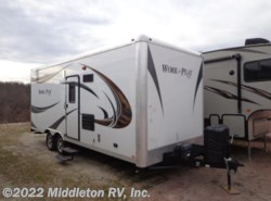 New 2017  Forest River Work and Play 21SE by Forest River from Middleton RV, Inc. in Festus, MO