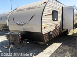 New 2016  Forest River Cherokee Grey Wolf 23DBH by Forest River from Mid-State RV Center in Byron, GA